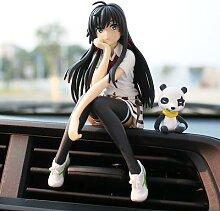 Figurine japonaise Yosuga no Sora en PVC de 13CM,