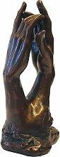 Figurine la cathédrale de Rodin H9,5cm