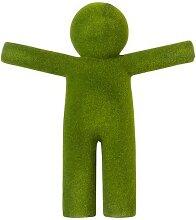Figurine P'Tit Maurice magnésie vert H59,5cm