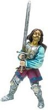Figurine prince guerrier