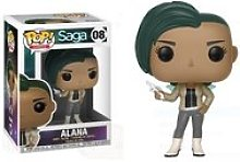 Figurine saga - alana with gun pop 10cm
