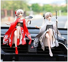 Figurine Yosuga no Sora en PVC de 14CM, 3 styles,