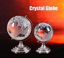 Figurines créatives du Globe terrestre, boule de