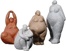 Figurines pour décoration intérieure,