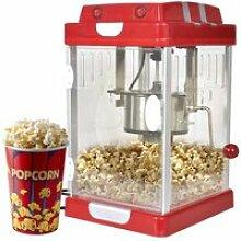 FIHERO Machine à pop-corn 2,5 oz☻☺1