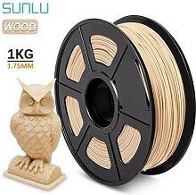 Filament de Fiber en bois pour imprimante 3D