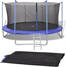Filet de sécurité pour trampoline rond 3,05 m