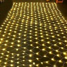 Filet lumineux d'extérieur à LED, 1.5x1.5M