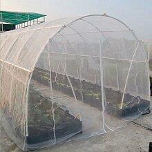 Filets agricoles anti-insectes, fournitures de