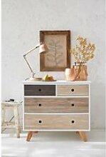 Film adhésif décoratif pour meuble Chêne clair