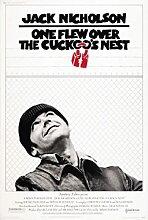 film Un vol au-dessus du nid de coucou 1975 Art