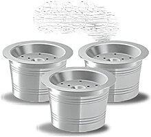 Filtre à café réutilisable en acier inoxydable