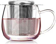 Filtre à thé infuseur à thé avec 2 poignées