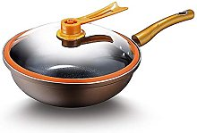 Fine Fer à repasser Wok Chef Classique Pan