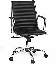 FineBuy Chaise de Bureau Fauteuil de Direction
