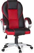 FineBuy Chaise de Bureau XXL Fauteuil Direction