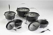 Fire Beam Marmite faitout en fonte - Dutch Oven -
