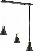 Fischer Leuchten - Plafonnier suspension noir