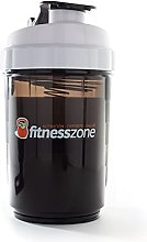 FITNESS ZONE | Shaker 650 ml sans BPA | Bouteille