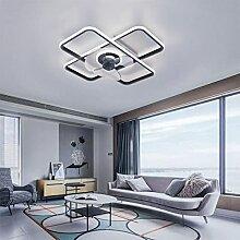 FJUAN Ventilateur De Plafond Avec éclairage