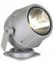 FLAC BEAM HIT projecteur, gris argent, G12, 70W