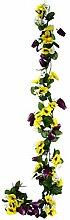 Flair Flower Guirlande de Fleurs de Printemps -