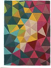 Flair Rugs - Tapis multicolore en laine