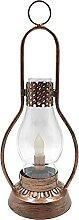 FLAMEER Lampe de Lanterne à Huile Antique IP65