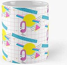 Flamingo Sunrise Classic Mug - Funny Gift Coffee
