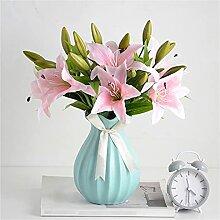 Fleurs Artificielles Fleur artificielle lis faux
