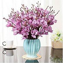 Fleurs Artificielles Fleurs artificielles table de