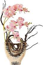 Fleurs Artificielles Phalaenopsis artificiels Fake