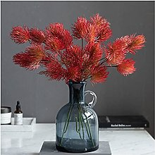 Fleurs Artificielles Rambutan Simulation Fleur Set