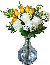 Fleurs Artificielles Simulation Bouquet Tulipe
