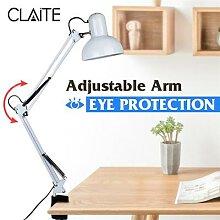 Flexible Bras Oscillant Pince Lampe de Bâti de