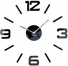 FLEXISTYLE Grande Horloge Murale Moderne DIY
