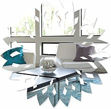 FLEXISTYLE Miroir décoratif Flower 2 - Design