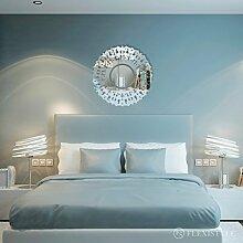 FLEXISTYLE Miroir décoratif Glory - 50 cm -