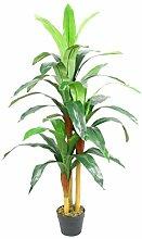 FloralStem Arbre artificiel Dracena Yucca Pot