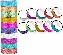 FLZONE 10 Rouleau Washi Tape Set/Washi Tape