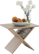 FMD Table basse Chêne