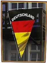 Folat 31211 Mega Fanion de l'Allemagne