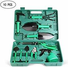 Foliit Ensemble d'outils de Jardinage 10