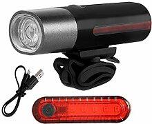 follwer0 Lumière De Vélo LED Light USB