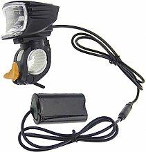 follwer0 Super Lumineux Light Light USB Chargement