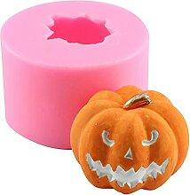 font Moules en silicone pour Halloween, moule à