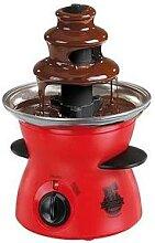 Fontaine à chocolat avec spirale tournante 80 W