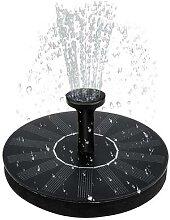 Fontaine à eau solaire, pompe, fontaine à eau