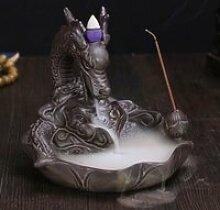FONTAINE à ENCENS DRAGON - Décoration Zen et