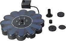 Fontaine à énergie solaire Pompe de puits